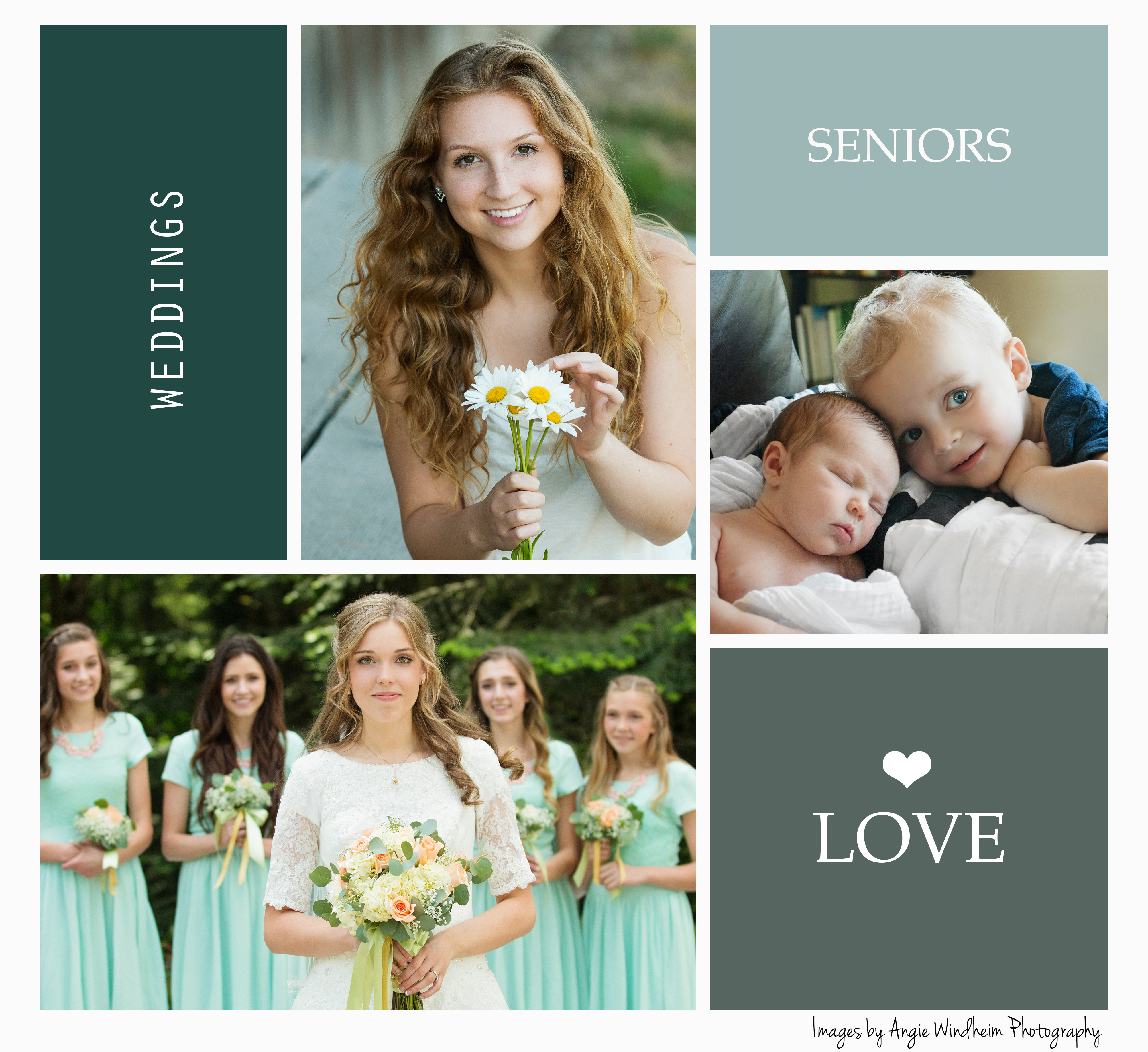 Professional photography for weddings, high school seniors and family in Sherwood, Oregon and surrounding areas