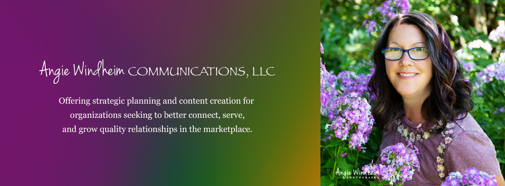 Angie Windheim Communications LLC