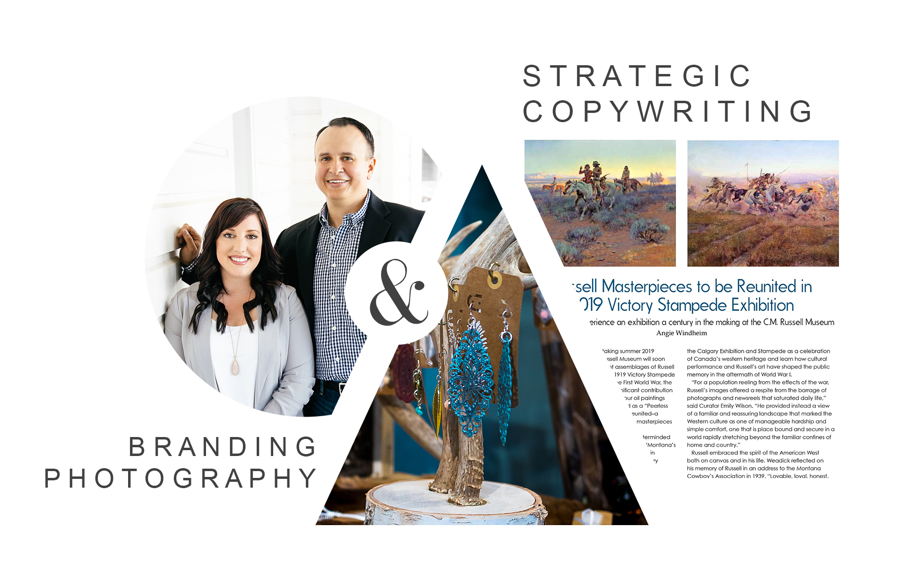 Angie Windheim Communications LLC , professional copywriting and branding photography in Oregon